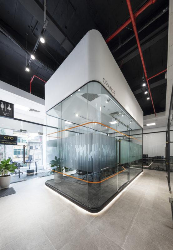 Orange Space Coworking Offices – Hanoi