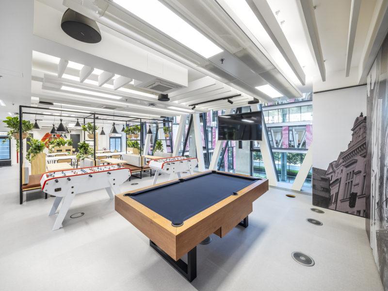 A Tour Of PureStorage's New Prague Office