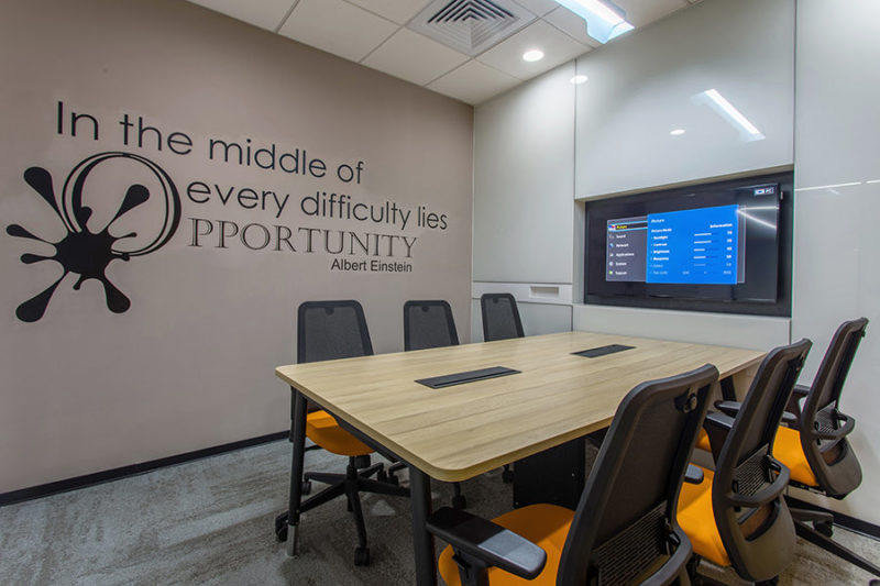 A Tour Of Spirent's New Bengaluru Office