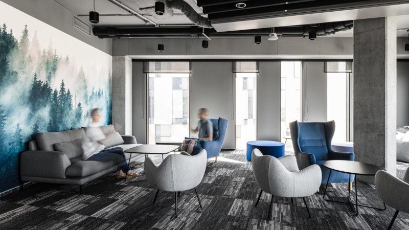 A Look Inside Visma Software's Modern Krakow Office