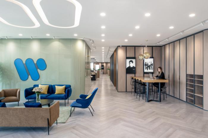 Warner Music Offices – Beijing