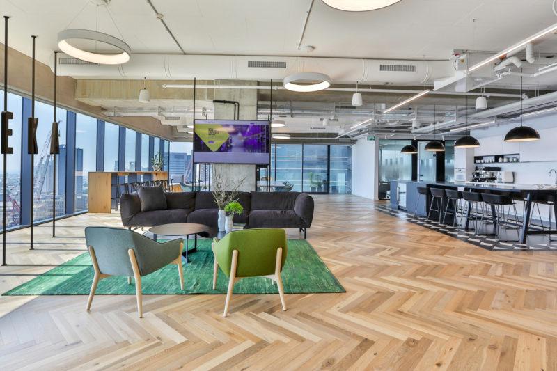 Step Inside WekaIO's New Tel Aviv Office