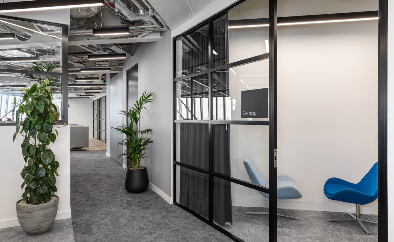 A Look Inside Adaptive Financial Consulting's London Office