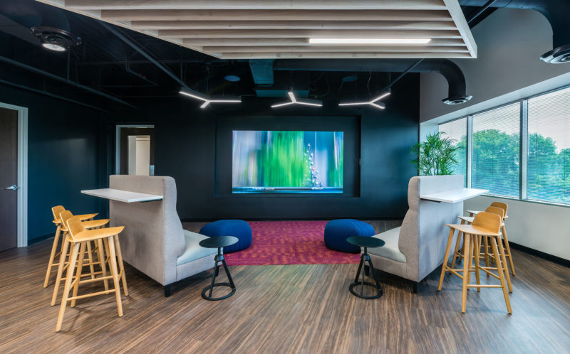 A Look Inside American Structurepoint's New Indianapolis Office