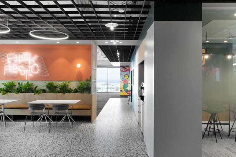 A Look Inside Black Rabbit's Modern New Tel Aviv Office