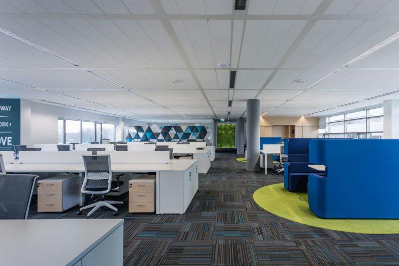 A Look Inside BCP Banking's Utrecht Office