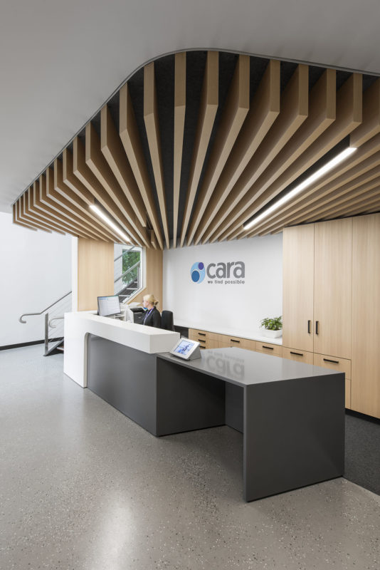 A Look Inside Cara's New Adelaide Office