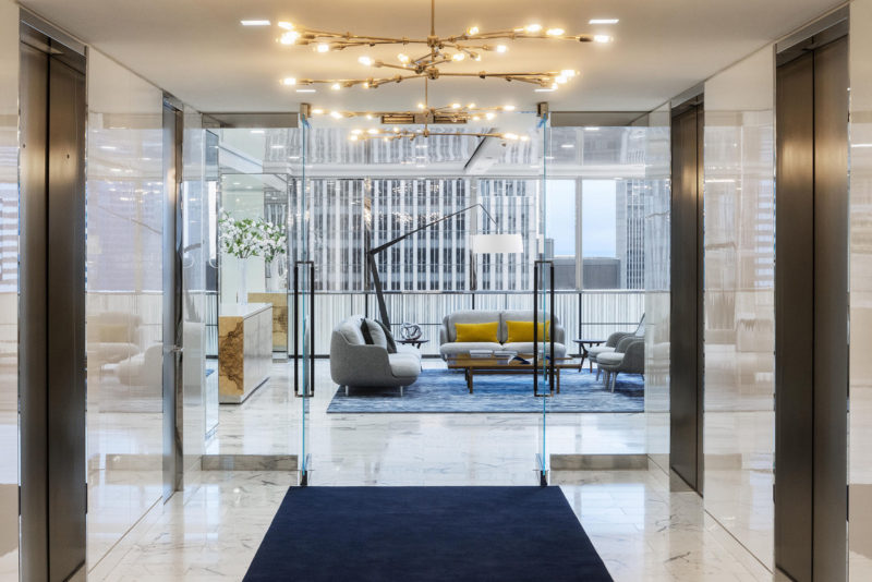 A Look Inside Charles River Associates' New Chicago Office