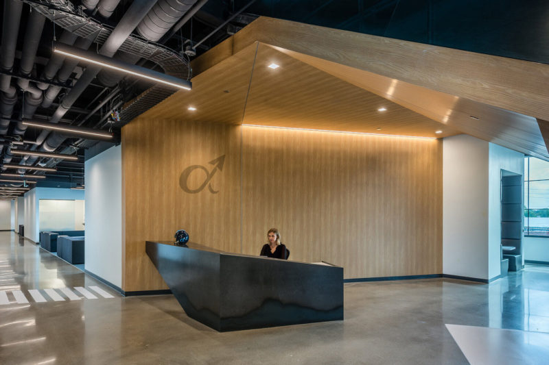 A Look Inside High Alpha's New Indianapolis Headquarters