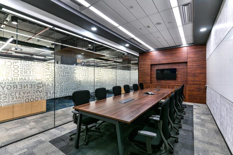 Inside Ecolab's Biophilic New Bengaluru Office