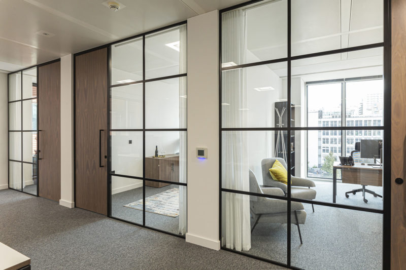 A Look Inside Equitas Capital Partners' New Manchester Offices