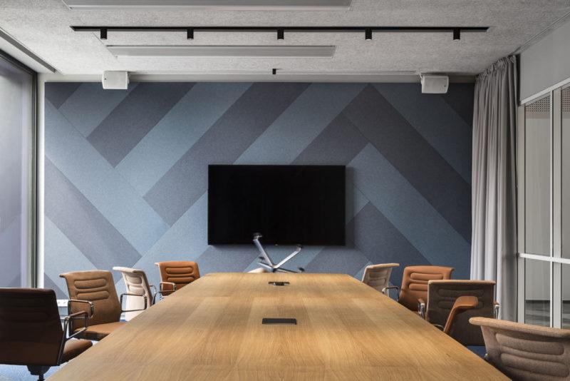A Tour Of FEG's Sleek New Prague Office