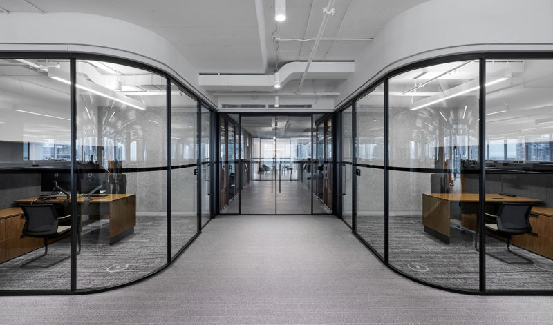 A Look Inside First Gulf's New Toronto Office – Phase 2