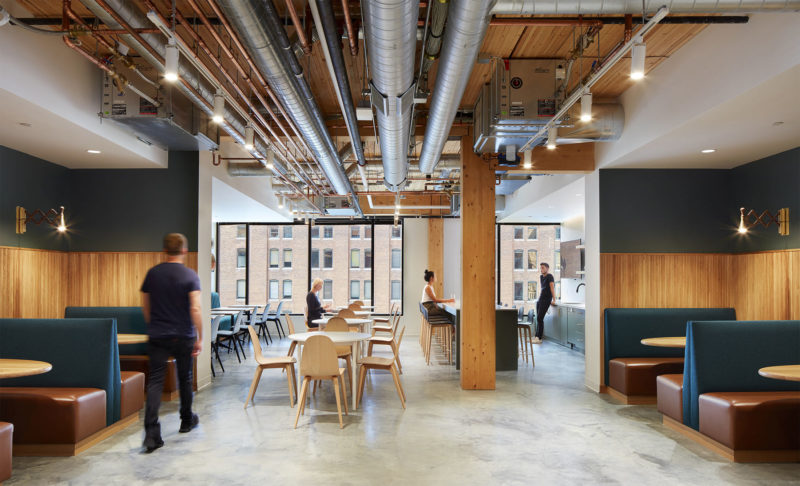 A Tour Of Flagstone Foods' New Minneapolis Office