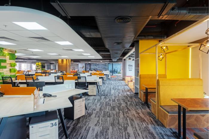 GEPDEC Infratech Offices – Noida