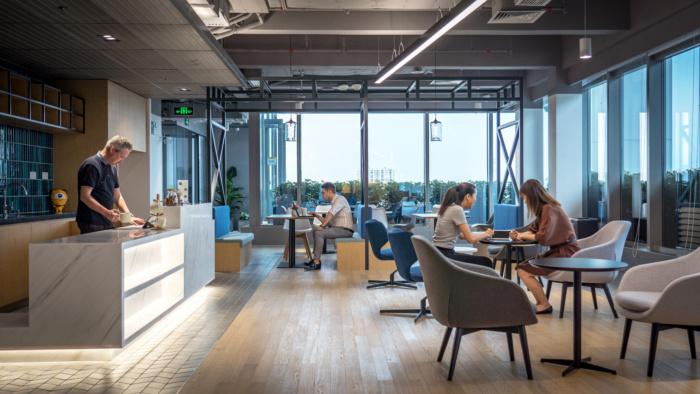 Huya Offices – Guangzhou
