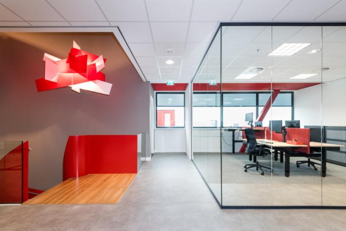 Hordijk Verpakkingen Offices – Zaandam
