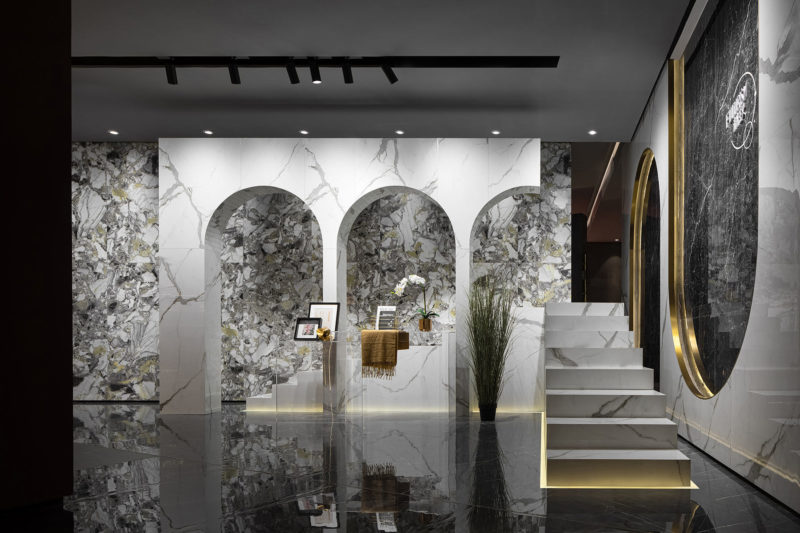 Inside I.T Ceramiche's New Foshan Office