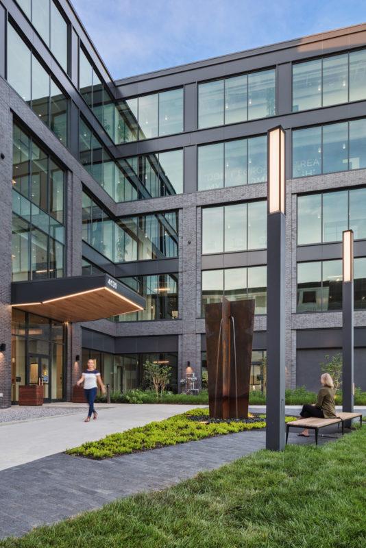 A Tour Of M/I Homes' New Columbus Headquarters