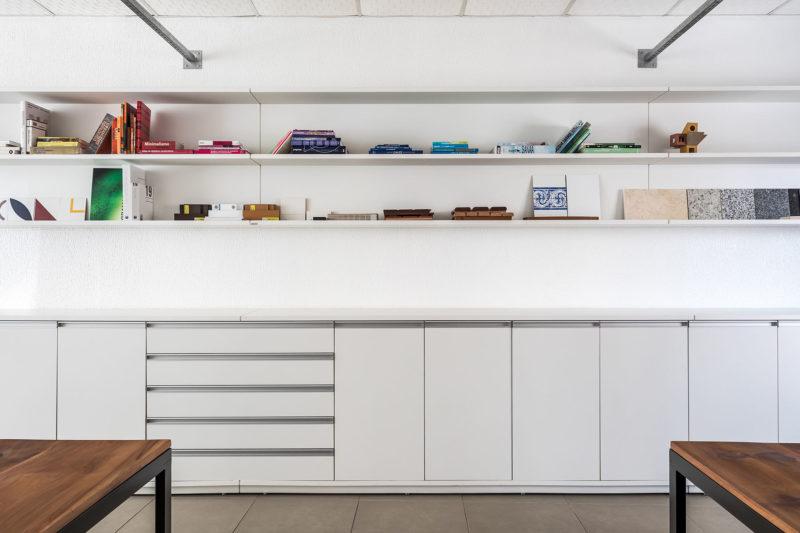 Inside Michel Macedo Arquitetos' Minimalist Pato Branco Office