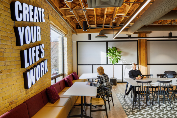 Number TEN Architectural Group Offices – Winnipeg