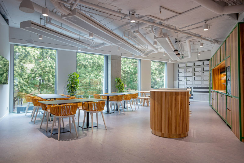A Tour Of Pipedrive's Cool New Prague Office