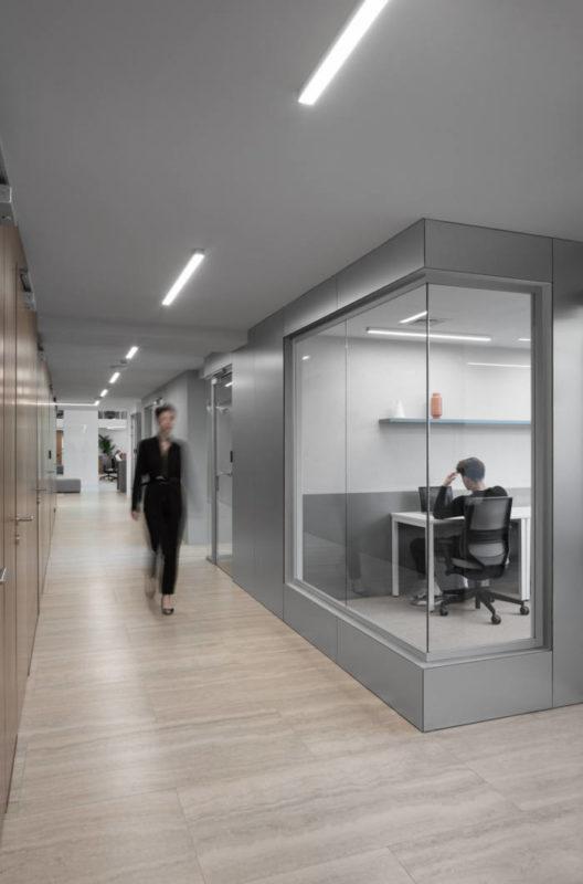Praktik Coworking Offices – Moscow