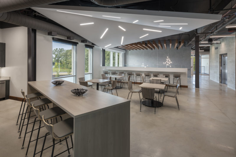 A Look Inside Scientel's New Aurora Headquarters