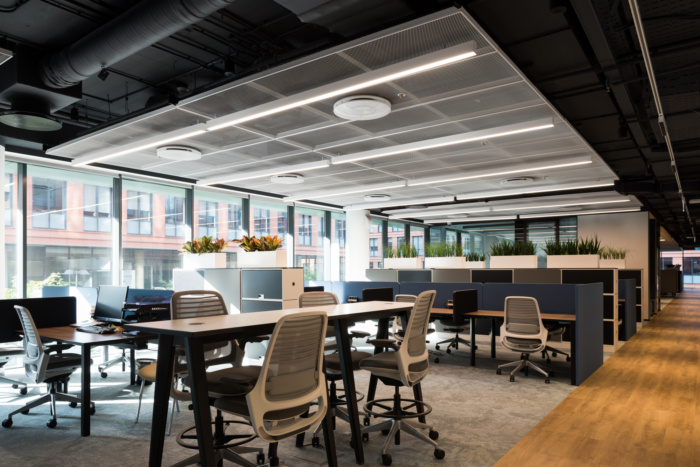 Severstal Offices – Moscow