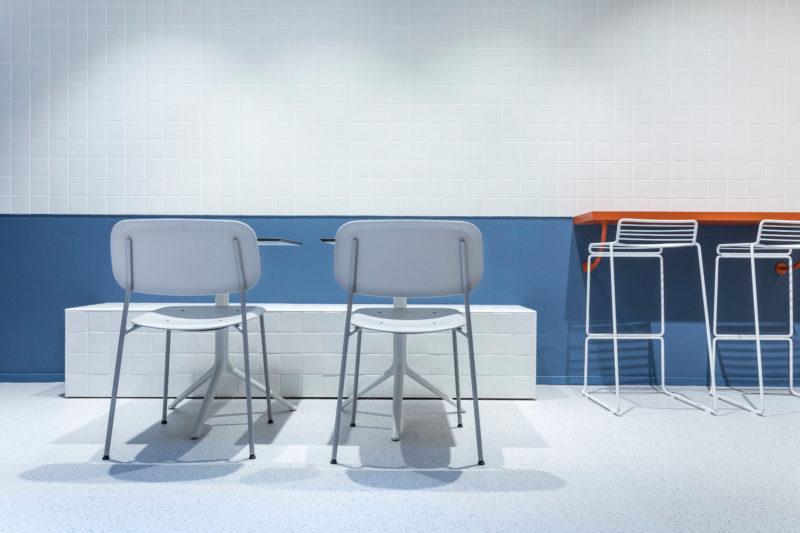 A Look Inside Swim's Minimalist Liège Office