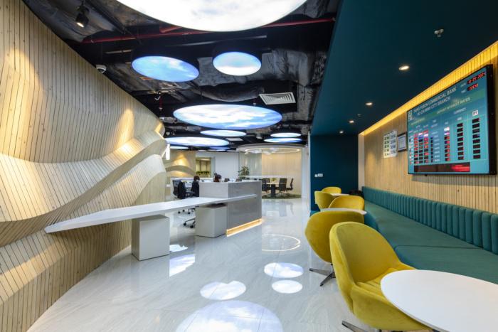Taipei Fubon Bank Offices – Ho Chi Minh City