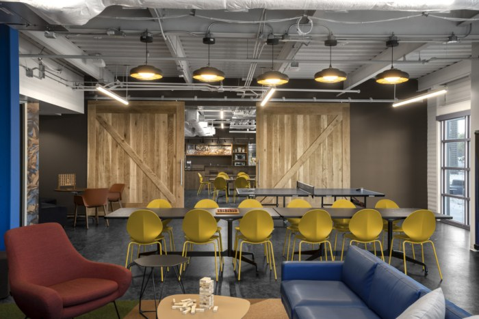 The Cannon Coworking Offices – Houston