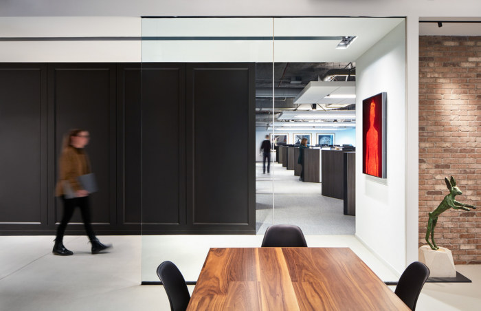 Tishman Speyer Offices – Chicago