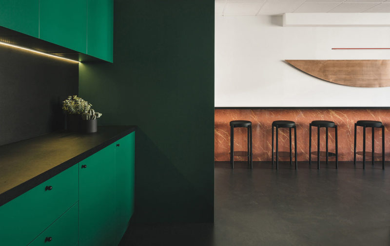A Look Inside Admitad's Minimalist Minsk Office