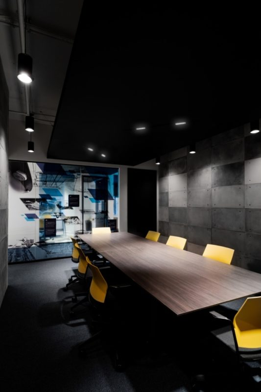 Ciment McInnis Offices – Montreal