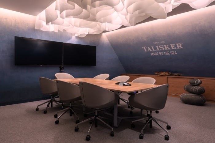 Diageo Offices – Moscow