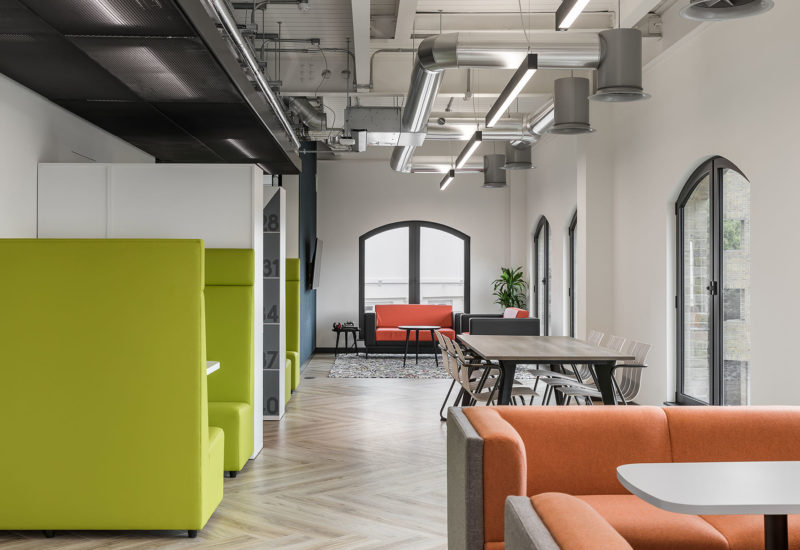 A Tour Of Dynata's Modern London Office