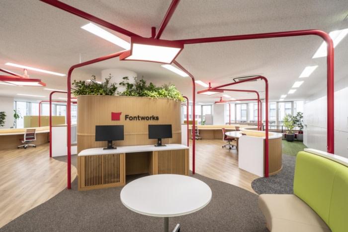 Fontworks Inc. Creative Lab Offices – Fukuoka