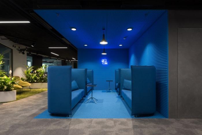 Gazprom Neft Offices – Saint Petersburg