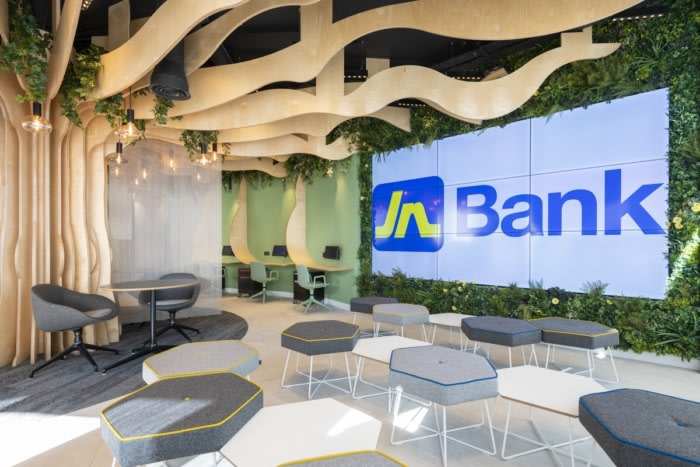 Jamaica National Bank Offices – London