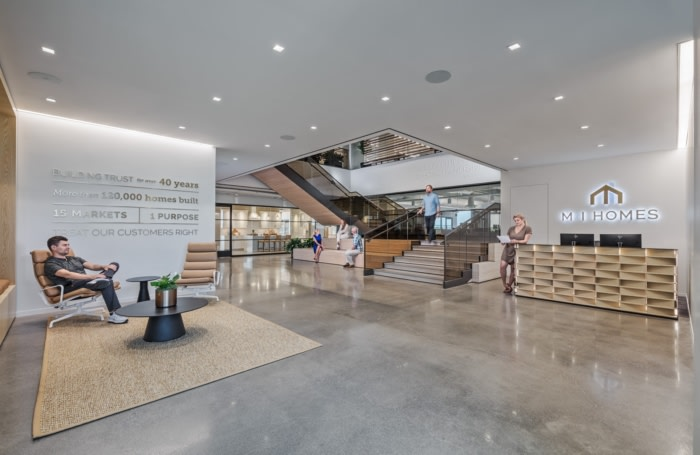 M/I Homes Offices – Columbus