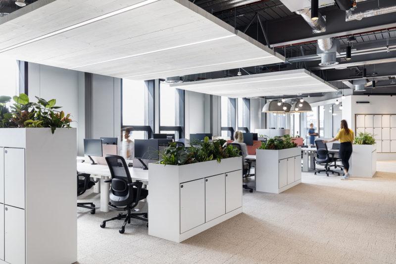 A Peek Inside McKinsey & Company's New London Office