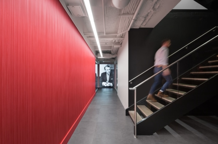 Ogilvy Offices – Montreal