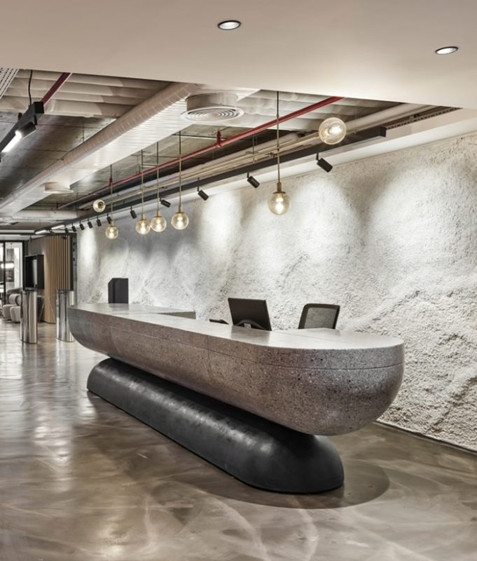 Olka Offices And Showroom – Istanbul