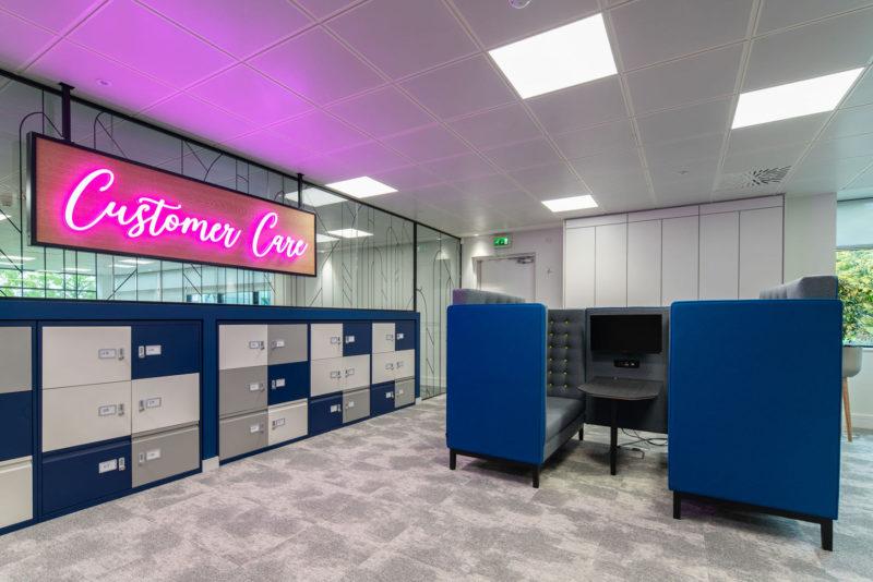 A Look Inside PARK NOW's New Basingstoke Office