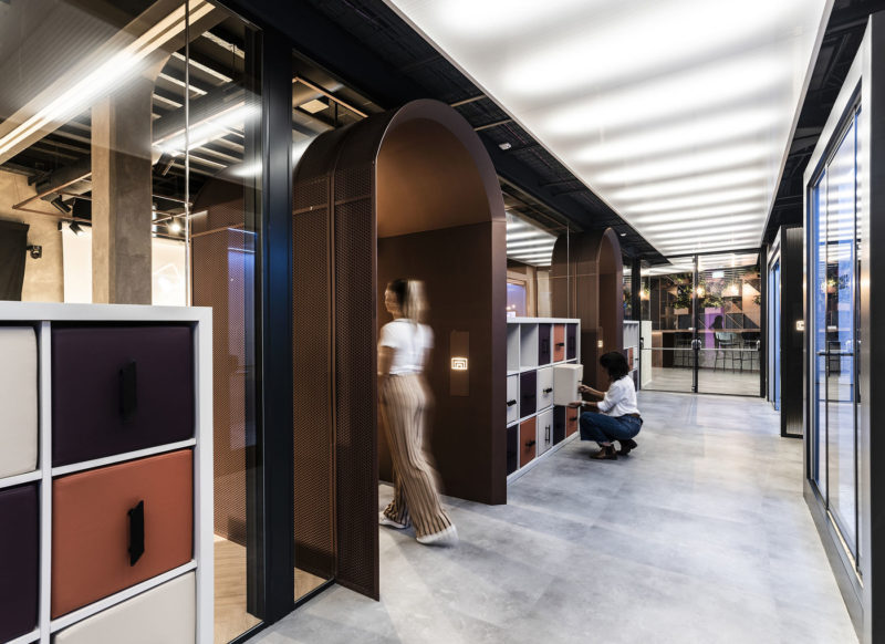 A Tour Of PHYD's Contemporary Milan Office