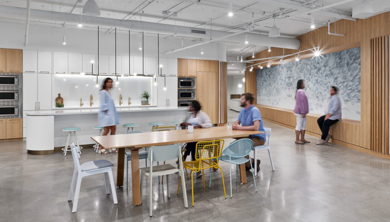Inside Princess Margaret Cancer Foundation's New Toronto Offices
