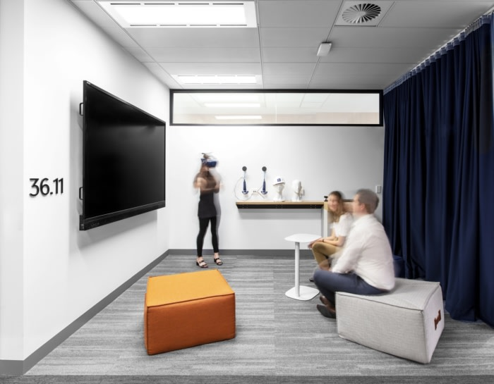 Stockland Offices – Melbourne