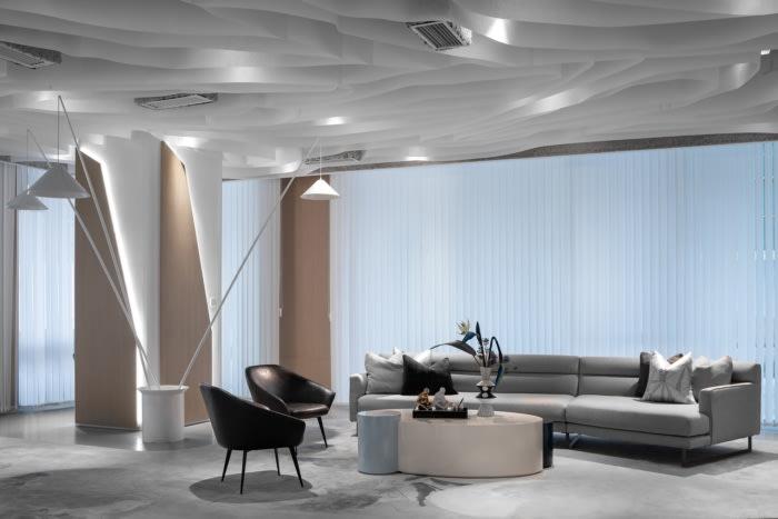Taihu Sales Center Offices – Beijing