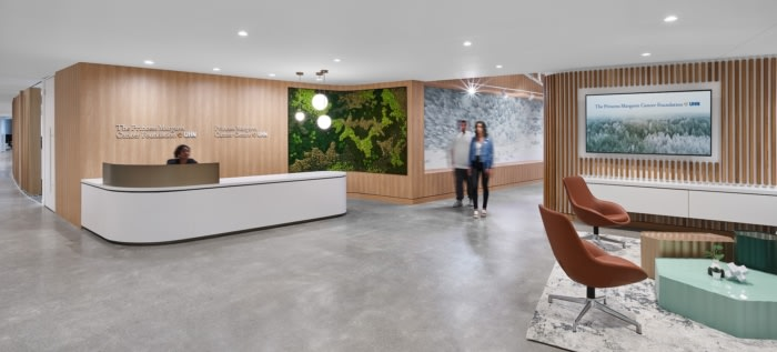 The Princess Margaret Cancer Foundation Offices – Toronto